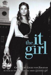 Hope Hicks, en couverture du premier roman de la série The It Girl, signée Cecily von Ziegesar, auteure de Gossip Girl. Photo Amazon